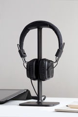 Soporte para audífonos BlueLounge Posto Negro