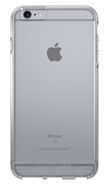 Funda dura para iPhone 6 Plus/ 6s Plus Impact Clear Tech21 Mate
