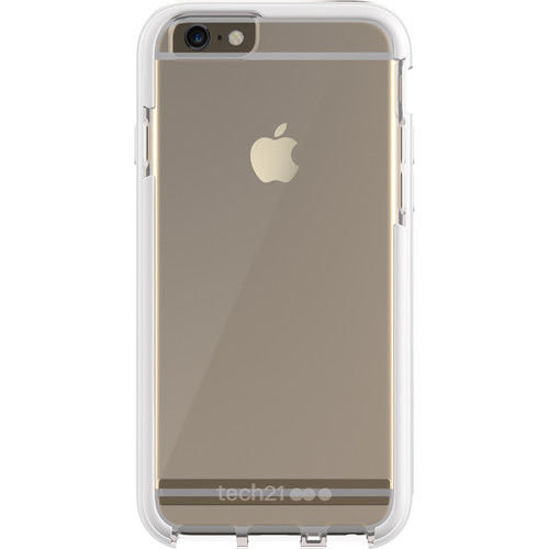 Funda dura para iPhone 6S/6 Evo Elite Tech21 Rose Gold