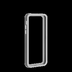Bumper para iPhone 5c Outer Edge Tavik Negro / Gris