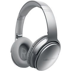 Audífono Over Ear bluetooth QuietConfort 35 Bose Silver
