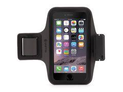 Brazalete deportivo para iPhone 6 Plus/6s Plus Trainer Griffin Negro