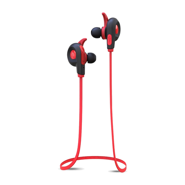 Audífonos In-Ear Bluetooth PUMP Lite BlueAnt Rojo
