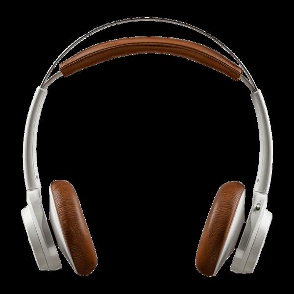 Audífono On-Ear Bluetooth Plantronics BackBeat Sense Blanco / Marrón