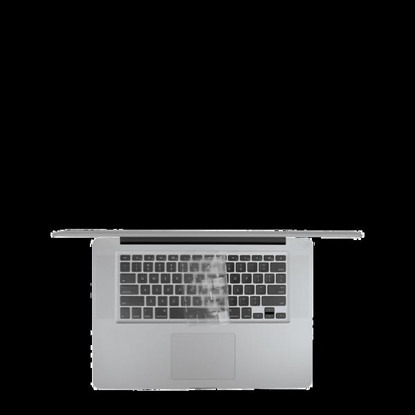 Protector de teclado para MacBook Air y Pro EZQuest Transparente