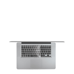 Protector de teclado para MacBook Air y Pro EZQuest Transparente