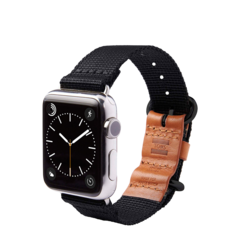 Banda para Apple Watch 42mm TOMS Negro
