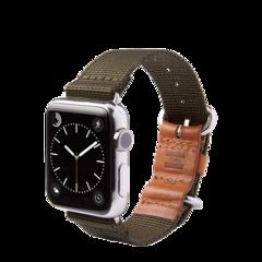 Banda para Apple Watch 42mm TOMS Verde