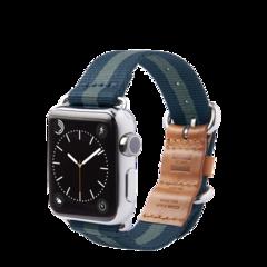 Banda Apple Watch 42mm TOMS Azul Marino