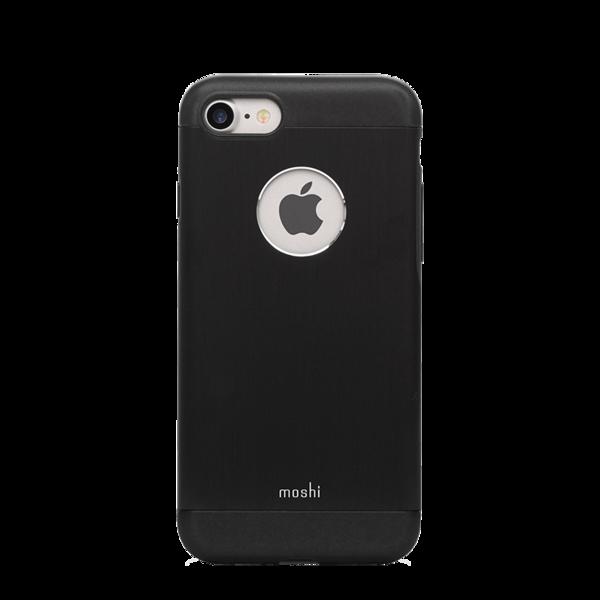 Funda iGlaze Armour para iPhone 7 Moshi Negra