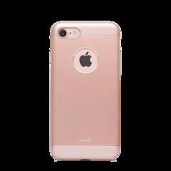 Funda iGlaze Armour para iPhone 7 Moshi Rose Gold