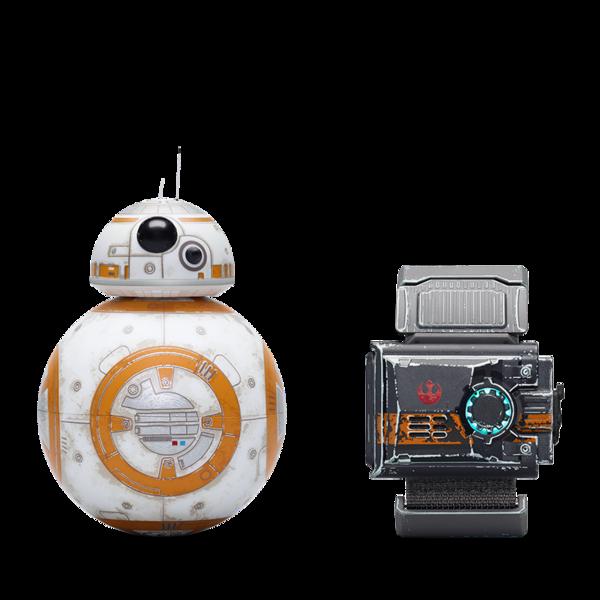 Bola robótica Star Wars Battle-Worn BB-8 con Force Band Sphero