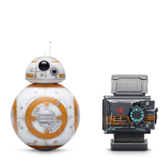 Bola robótica Star Wars Battle-Worn BB-8 con Force Band Sphero