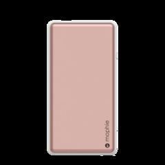 Batería portátil powerstation plus 6000 mAh Mophie Rose Gold