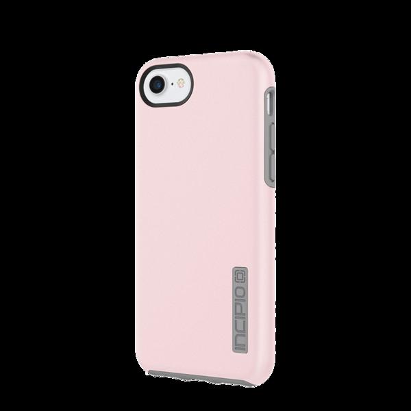 Funda dura DualPro para iPhone 7 Incipio Rosa