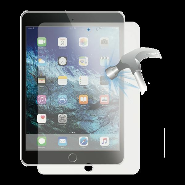 """Lamina de pantalla de vidrio para iPad Air y iPad Pro de 9,7"""" Gecko Transparente"""
