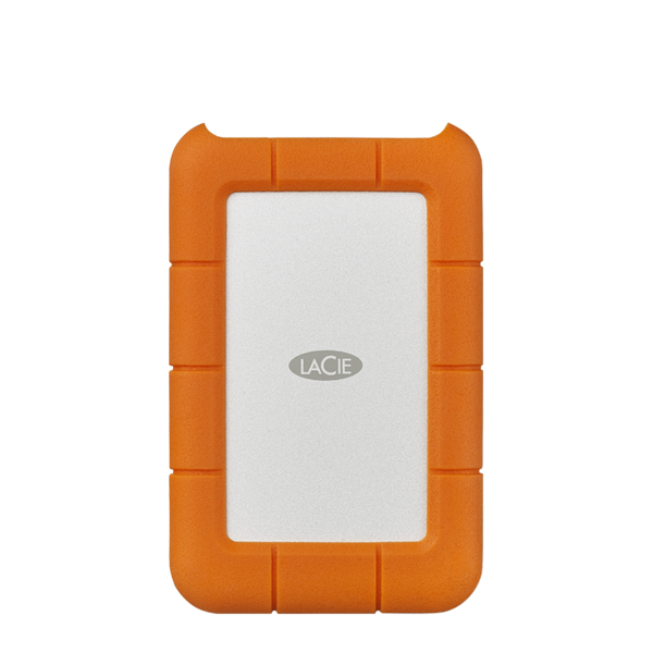 Disco Duro LaCie Rugged USB 3.1 Type-C 1TB