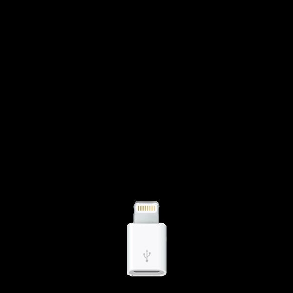 Adaptador Lightning a Micro-USB Apple