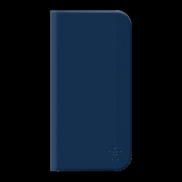 Funda folio para iPhone 6 Plus/6s Plus Belkin Classic Folio Azul Sombra