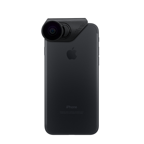 Juego de lentes olloclip Active Lens para iPhone 7 y iPhone 7 Plus
