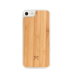 Funda dura Woodcessories EcoCase Casual para iPhone 7