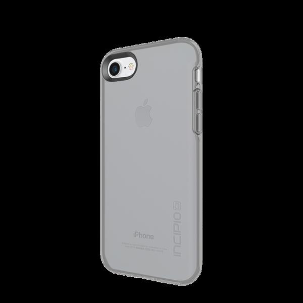 Funda dura Incipio Haven Pure para iPhone 7 Gris Humo
