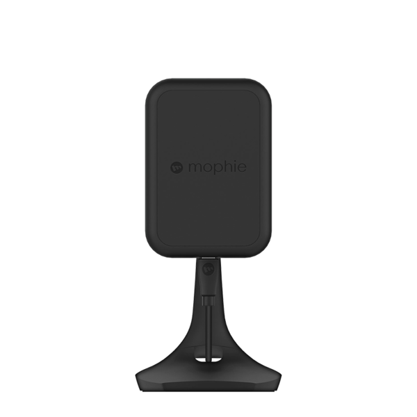 Dock de carga inalámbrica para escritorio mophie charge force