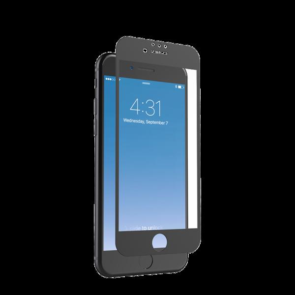 Lámina de cristal para iPhone 7 Zagg InvisibleShield Glass+ Luxe