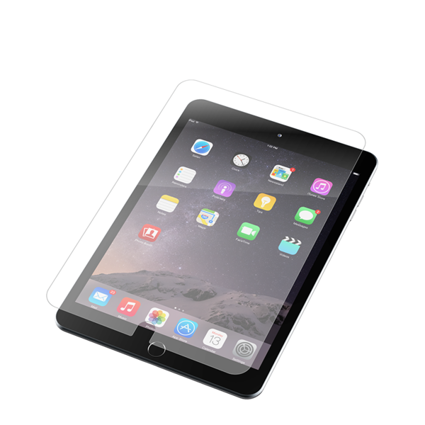 Lámina de cristal para iPad mini 4 Zagg InvisibleShield Glass