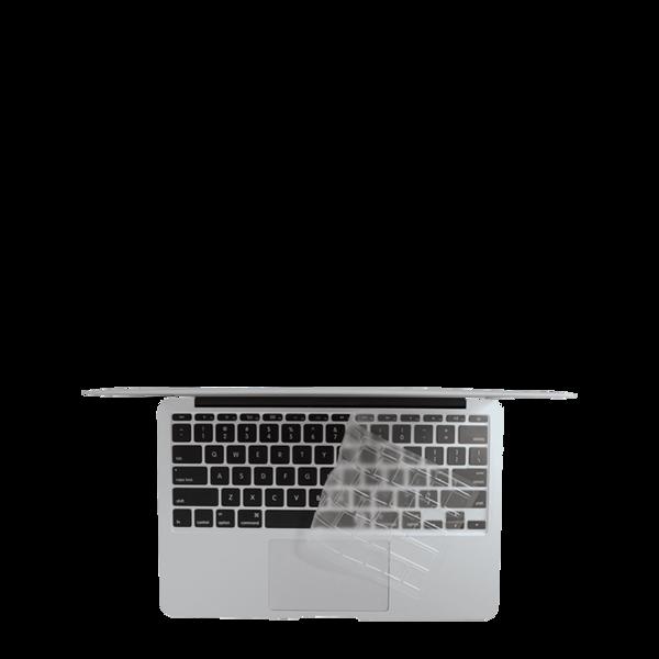 """Protector de teclado para MacBook Air de 11"""" EZQuest Transparente"""