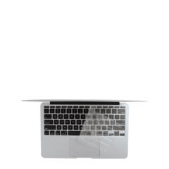 "Protector de teclado para MacBook Air de 11"" EZQuest Transparente"