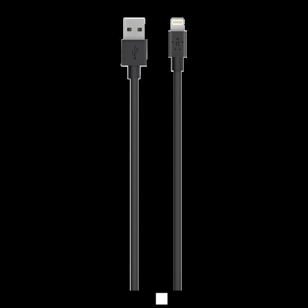 Cable Lightning a USB Belkin de 1,2 m