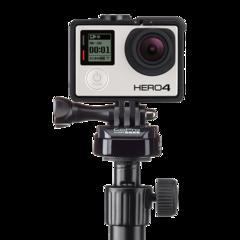 Soporte para pie de micrófono GoPro