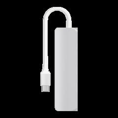 Adaptador USB-C a HDMI + USB Satechi