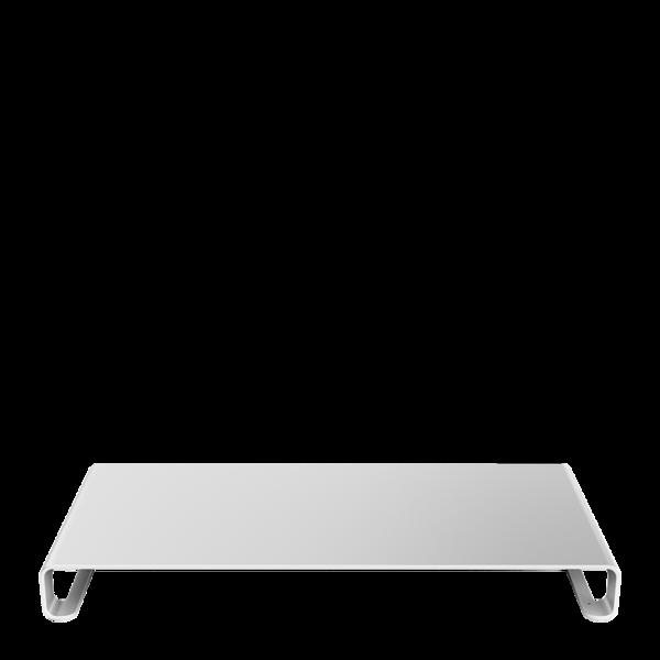 Organizador de escritorio de aluminio para Mac Satechi Plata