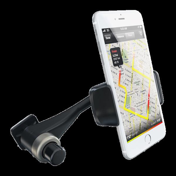 Soporte de Smartphone ajustable para auto Satechi