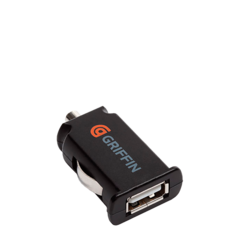 Cargador para auto USB Griffin PowerJolt Micro