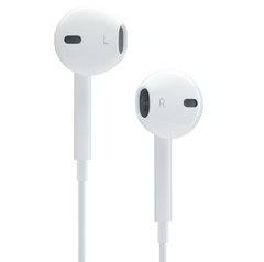Audífonos Apple EarPods con jack de 3.5 mm