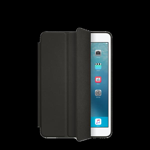 Funda de cuero Apple Smart Case para iPad mini Negra