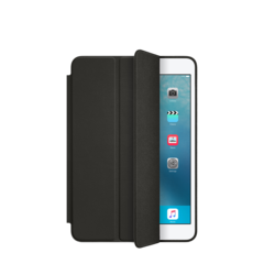 Funda de cuero Apple Smart Case para iPad mini Negra