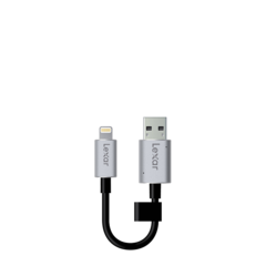 Pendrive con conector Lightning Lexar JumpDrive C20i