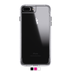 Funda dura Griffin Survivor Clear para iPhone 7 Plus