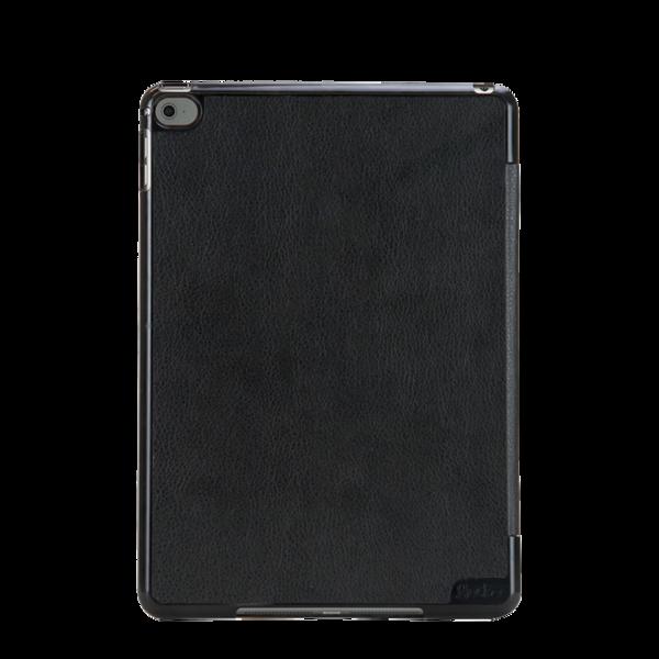 Funda folio delgada para iPad Air 2 Gecko Negra