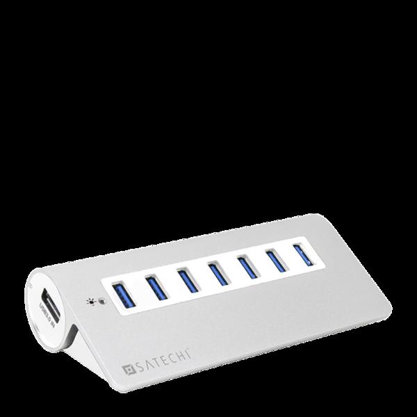 Hub USB 3.0 de 7 puertos Satechi