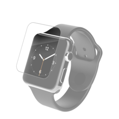 Lámina Zagg InvisibleShield HD para Apple Watch Series 1